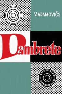 Adamovics - Dambrete. Pozicionalas speles panemieni - 1968