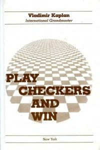 Kaplan - Play checkers and win - 1988